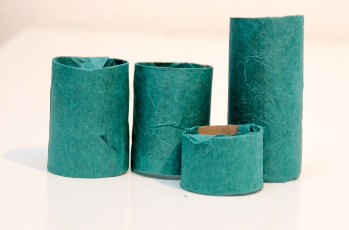 cardboard tube emerald city