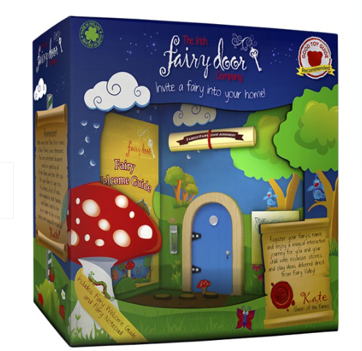 IrishFairyDoor