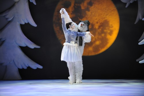the snowman sadler's wells the peacock theatre