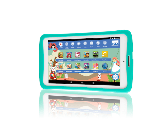 EE Robin Kids 4G Tablet