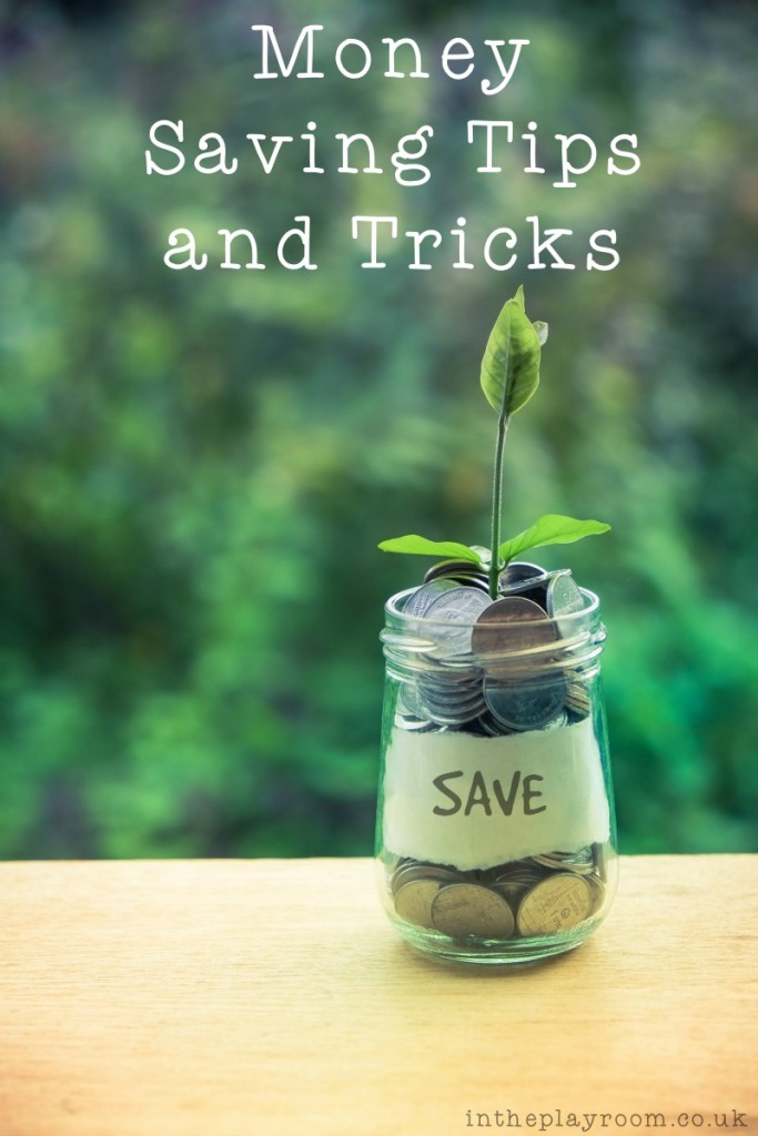 Money Saving Tips and Tricks to help if your new years resolution is to save money