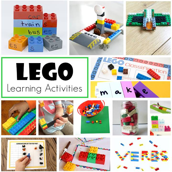 lego learning activities