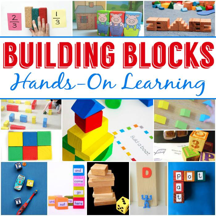 learning with building blocks