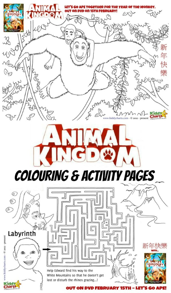 ANIMAL-Kingdom-printables