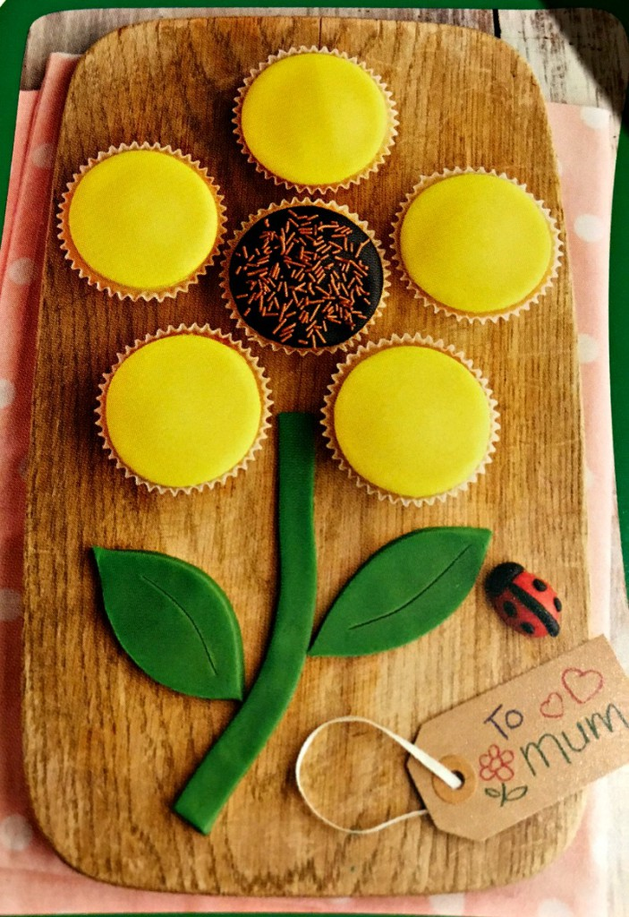 Flower Blossom Cupcakes Recipe, great for Mother's Day. Easy for kids to bake!