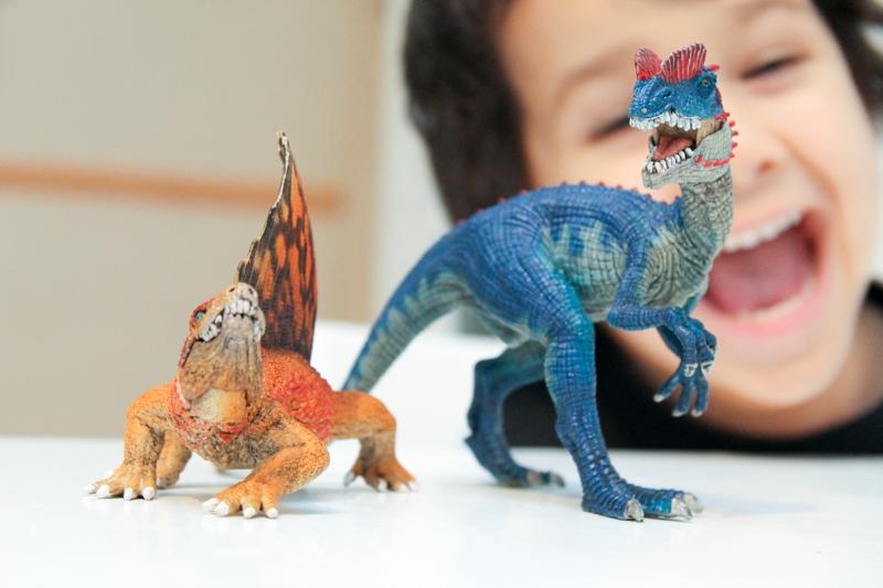 schleich first dinosaurs