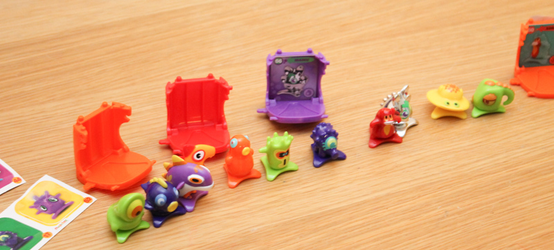 star monsters toys
