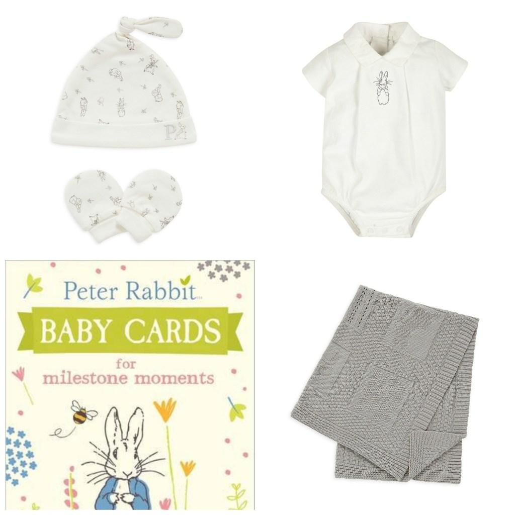 peter rabbit  baby bundle prizes