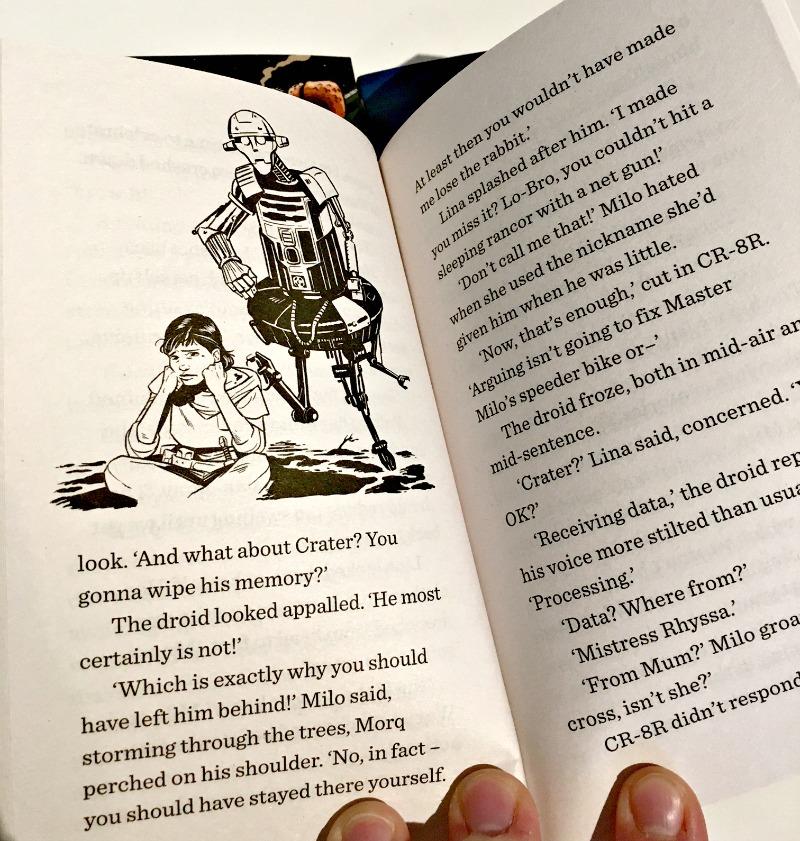 star wars world book day book