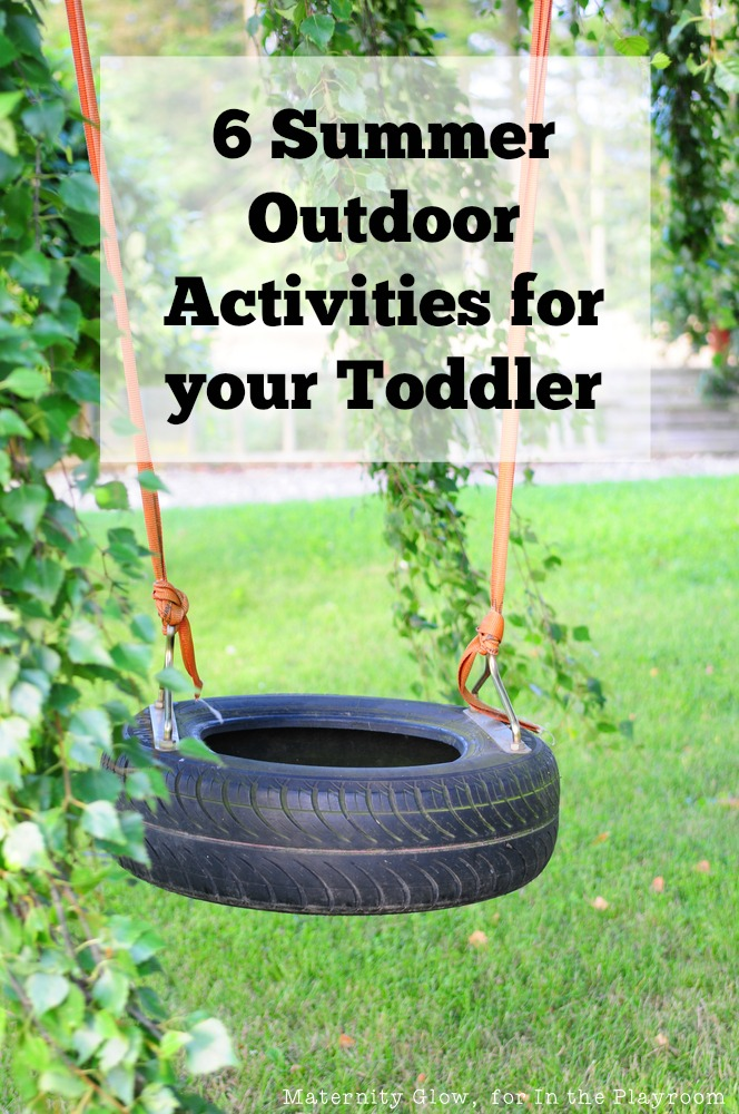 6 fun summer outdoor activities to do with your toddler