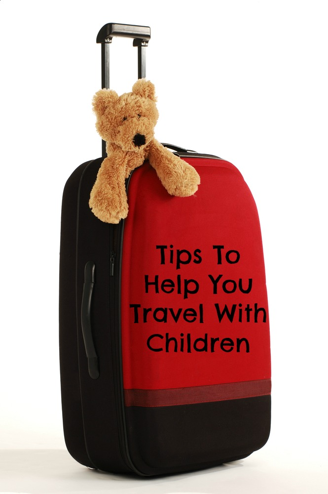 Tips To Help You Travel With Children