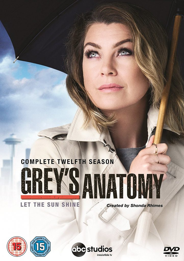 Looking Forward to the Return of Grey\'s Anatomy - In The Playroom