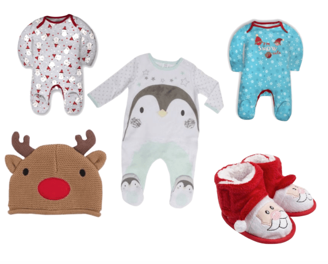 baby christmas clothes