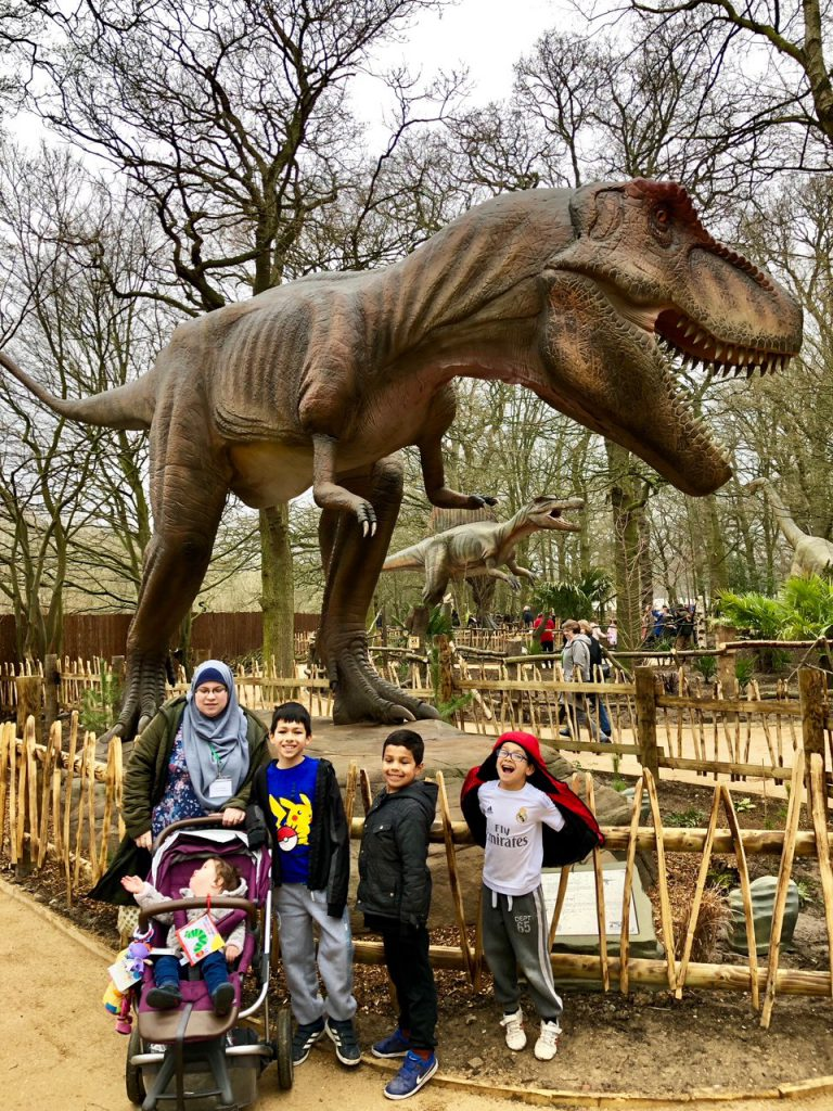 World of Dinosaurs at Paradise Wildlife Park