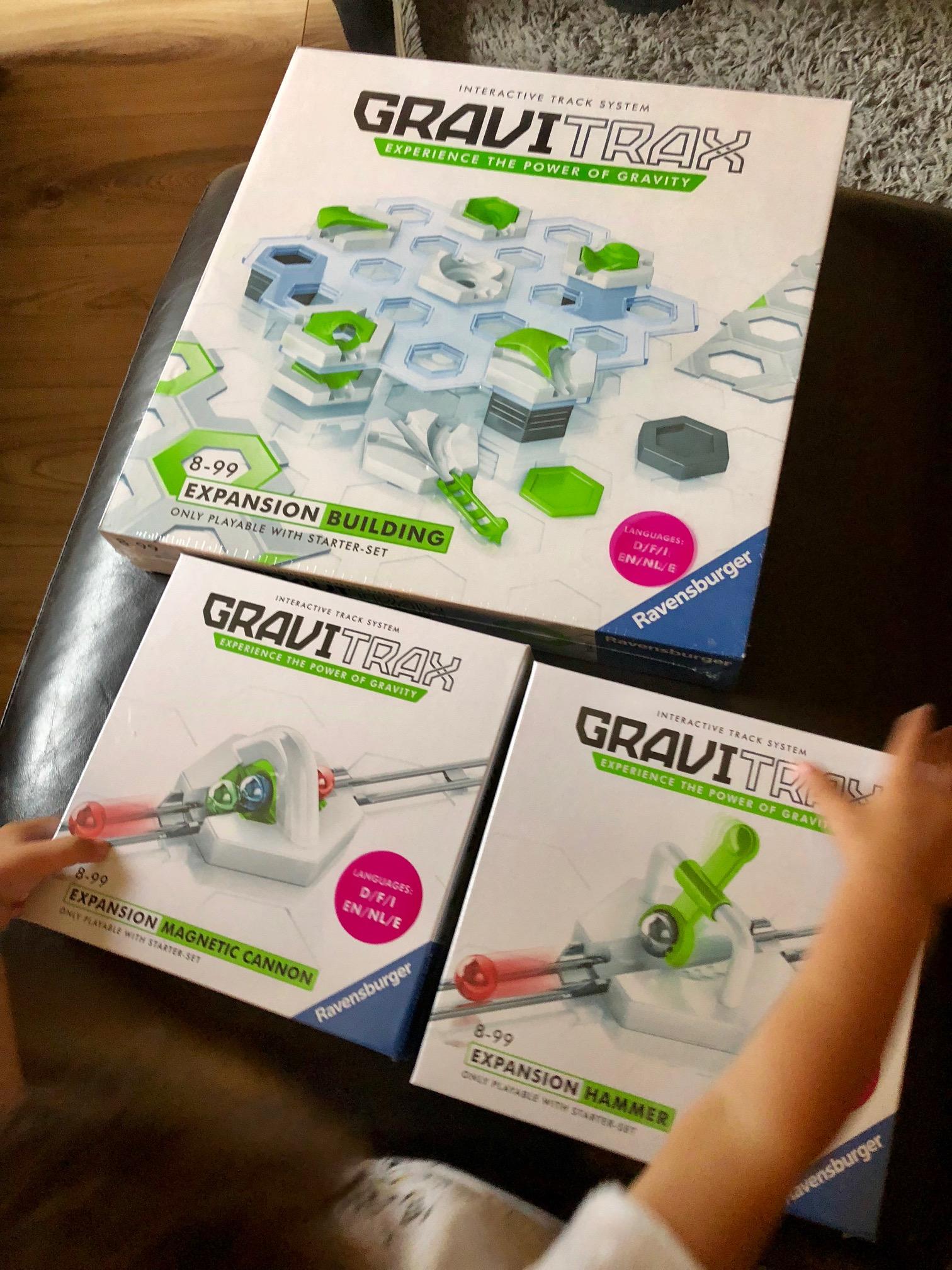 GraviTrax Gravity Hammer Expansion