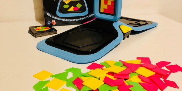 TOMY Puzzle Wars Review