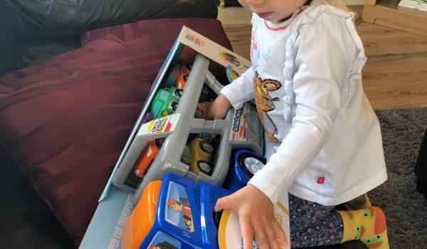 Smyths Toys Big Steps Vroom Super Car Transporter Review
