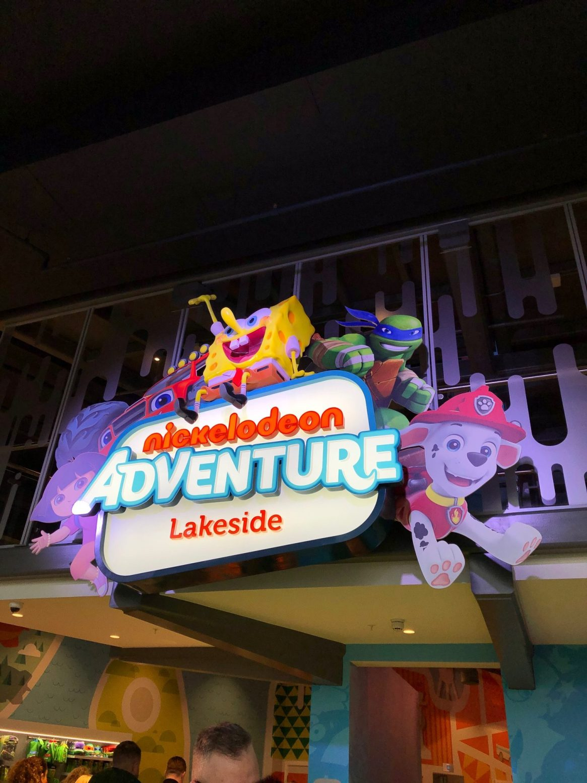 Nickelodeon Adventure Lakeside Review In The Playroom