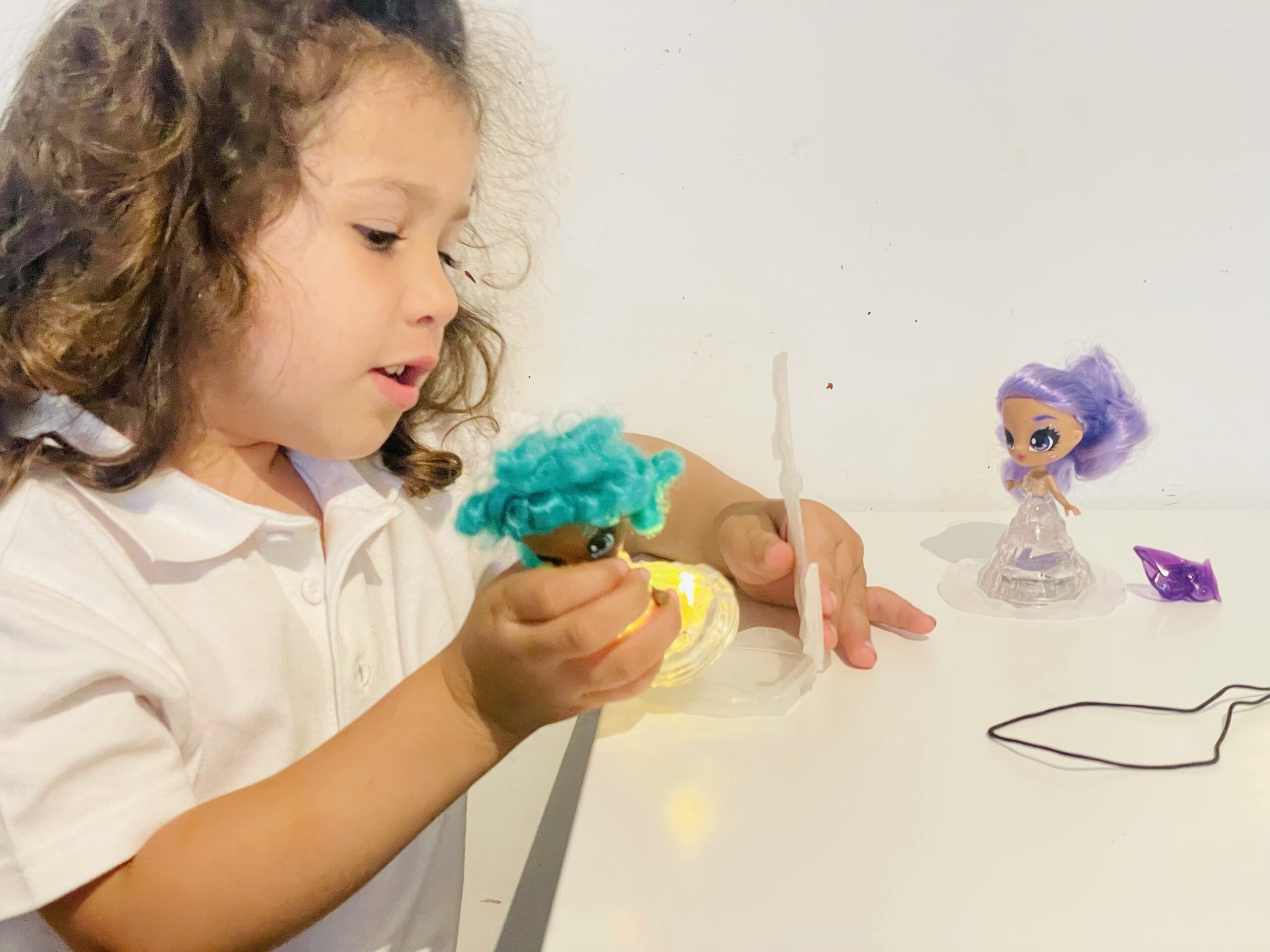 Crystalina Fairy Dolls Review