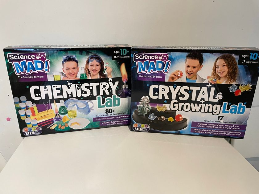 Science Mad! Science kits for kids