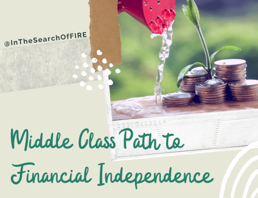 Middle class financial independence
