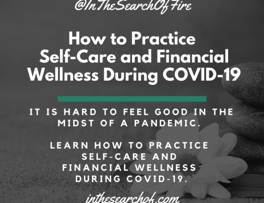 self-care and financial wellness during covid-19