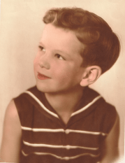 Young Jerry Parr