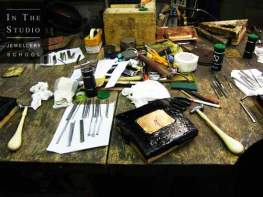 Chasing-Repousse-Tools