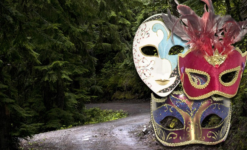 The Mask—to Hide or Show?