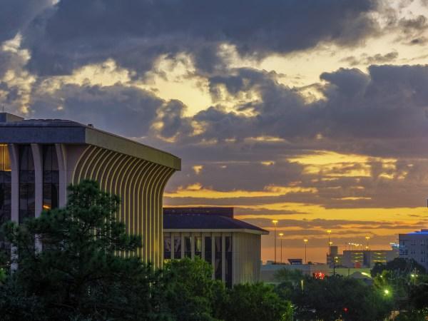 Houston Sunrise