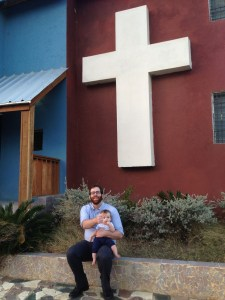 Church in Palmar Arriba, DR