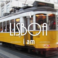 IN LISBOA i am...