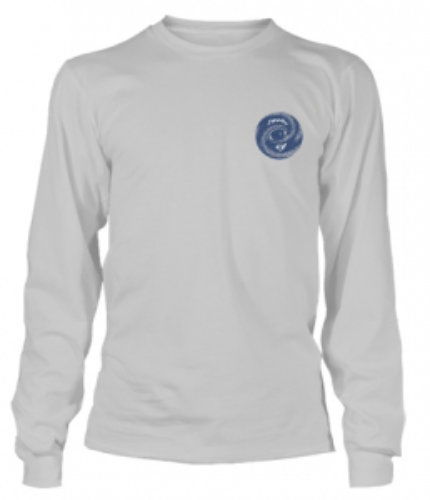 long sleeve white front