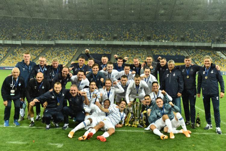 Ο πρώτος τίτλος της χρονιάς ήρθε νωρίς για την Ντιναμό Κιέβου και μάλιστα επί της Σαχτάρ Ντόνετσκ, επικρατώντας με 3-1!
