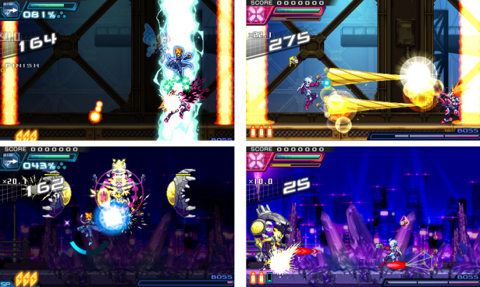 DLC Viper Stratos Azure Striker Gunvolt 2 DLC Pack Available Today