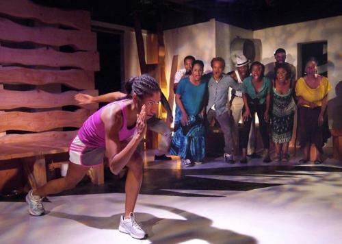 """In the Red and Brown Water"", Fountain Theatre (2012)"
