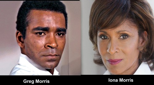 Greg & Iona Morris