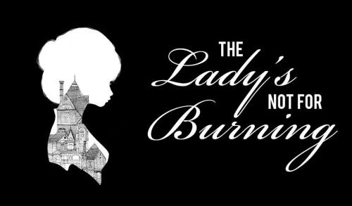 Lady Burning