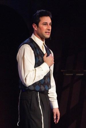 Jason Karasev as Asher Lev.
