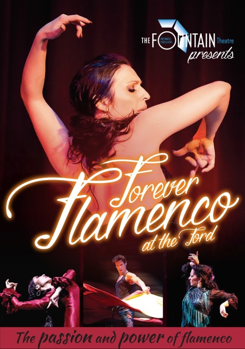FOREVER FLAMENCO at FORD title image