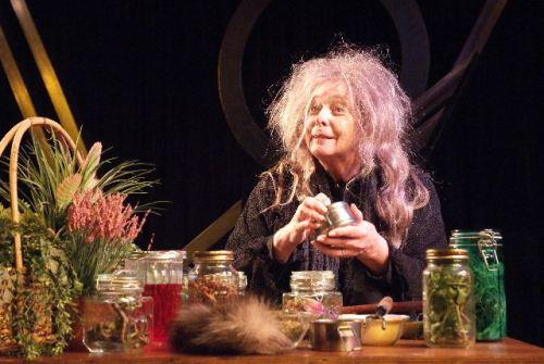 Jenny O'Hara in 'Broomstick'