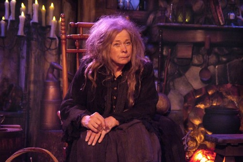 Jenny OHara in Broomstick at the Fountain Theatre