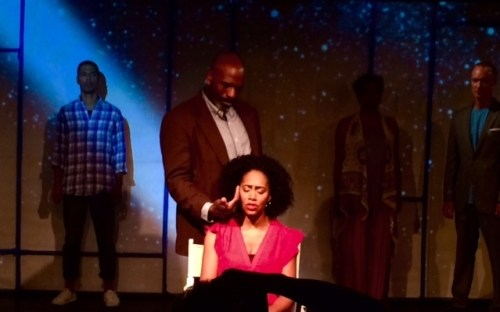 'Citizen: An Americam Lyric' at the Fountain Theatre
