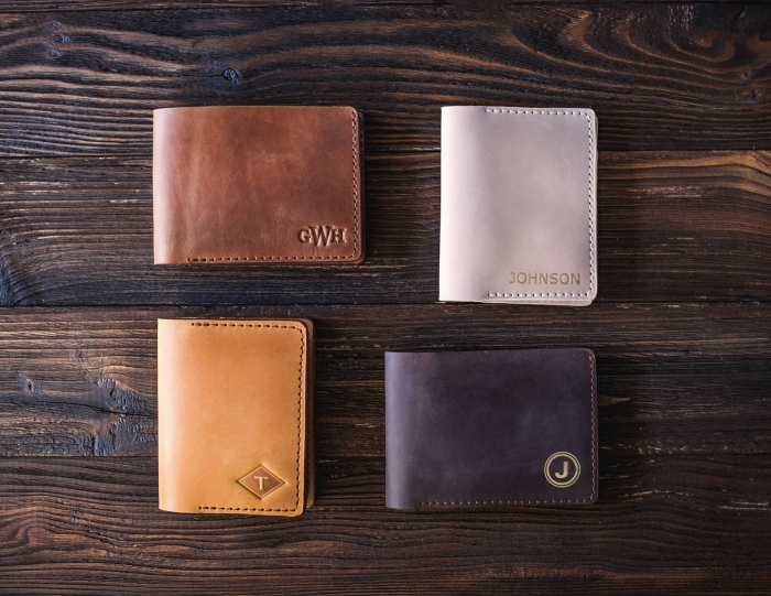 10 Personalized Leather Groomsmen Gifts Under $50