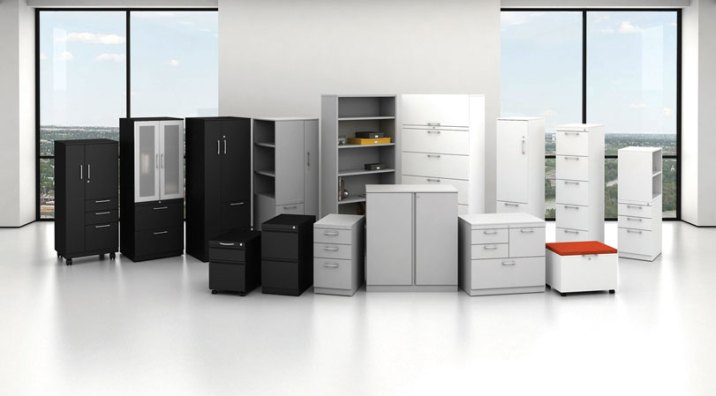 Trendway - Pack Filing and Storage