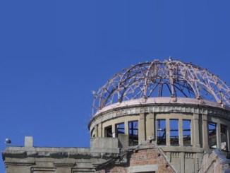Hiroshima: dôme de la Bombe Atomique