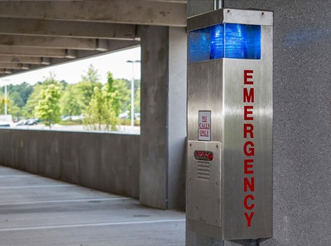 Emergency Communications Stand header image
