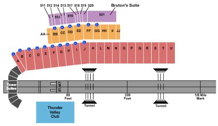 Bristol Dragway Tickets and Bristol Dragway Seating Chart - Buy Bristol Dragway Bristol Tickets ...