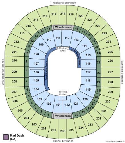 Thomas Mack Seating Chart Nfr Brokeasshome Com