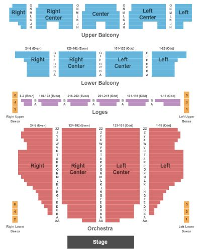 Tivoli Theater Chattanooga Seating Chart Brokeasshome Com